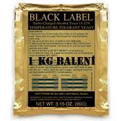 Kvasinky Black Label 1 kg