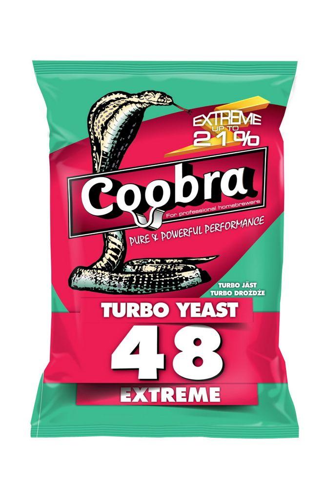 Turbokvasnice Cobra 48 extreme 14%-21%