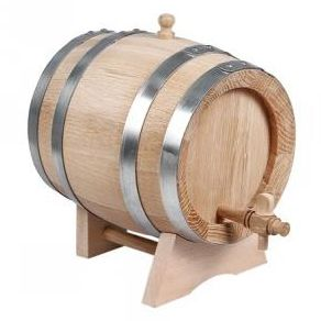 Soudek dubový 5 litrů