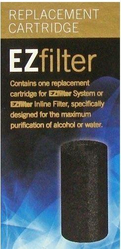 Cartridge z aktivního uhlí pro EZ Filter