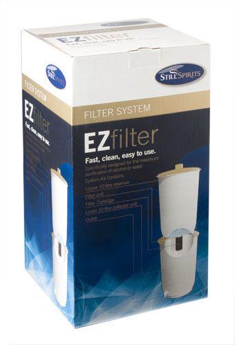 Filtrační systém - EZ Filtr