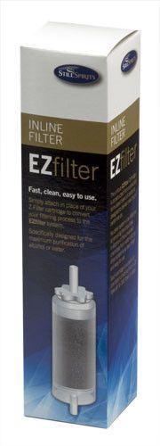 Filtr EZ inline systém