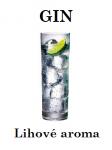 GIN - lihové aroma 100ml