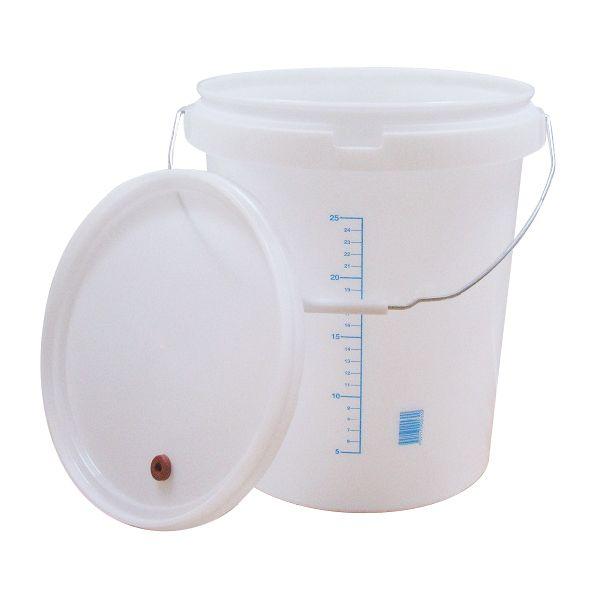 Nádoba kvasná s víkem 32 L na 25 litrů kvasu