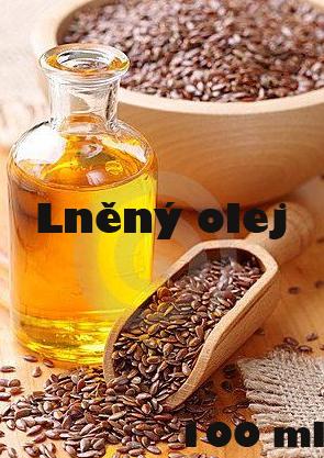 Olej lněný na ošetření soudků 100 ml