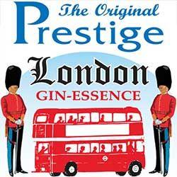 Esence Londýnský gin 20 ml