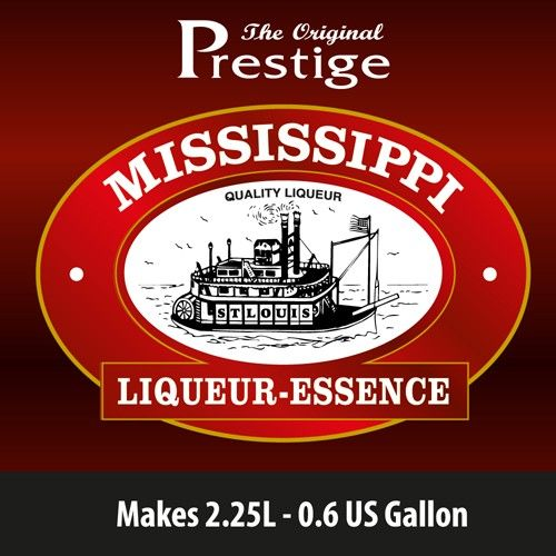 Esence Mississippi likér - 50 ml