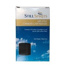 Aktivní uhlí náhradní pro Air Still 10ks
