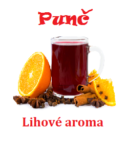 Aroma lihové - Punčové 100 ml