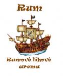 Rum lihové aroma  100 ml