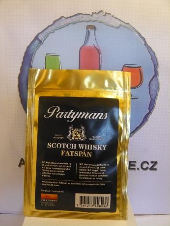 Chips Scotch Whisky 25g