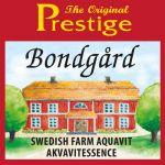 Švédský farmářský akvavit  25ml