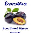 Švestka - lihové aroma 100 ml