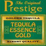Tequila zlatá - esence