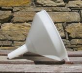 Trychtýř s filtrem 30 cm