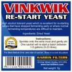 Restart kvasinky - Vinkwik na 23 litrů