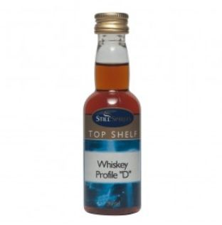 Přísada do Whisky D 50 ml