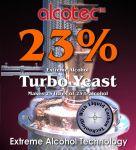 Alcotec Turbo kvasnice 23%
