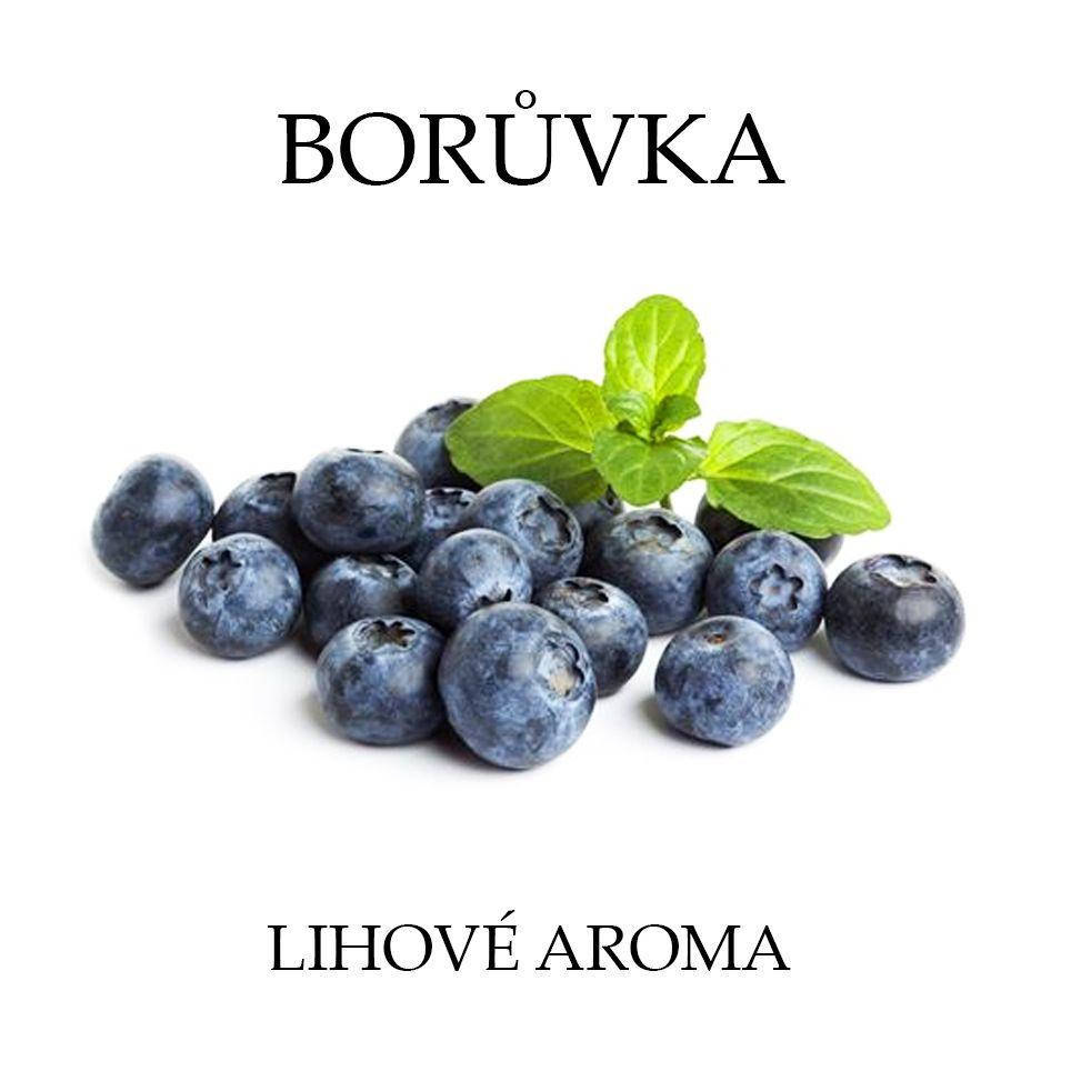 Aroma lihové - Borůvkové 100 ml