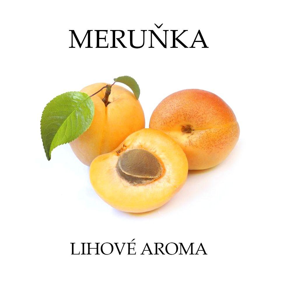 Aroma lihové - Meruňkové 100 ml