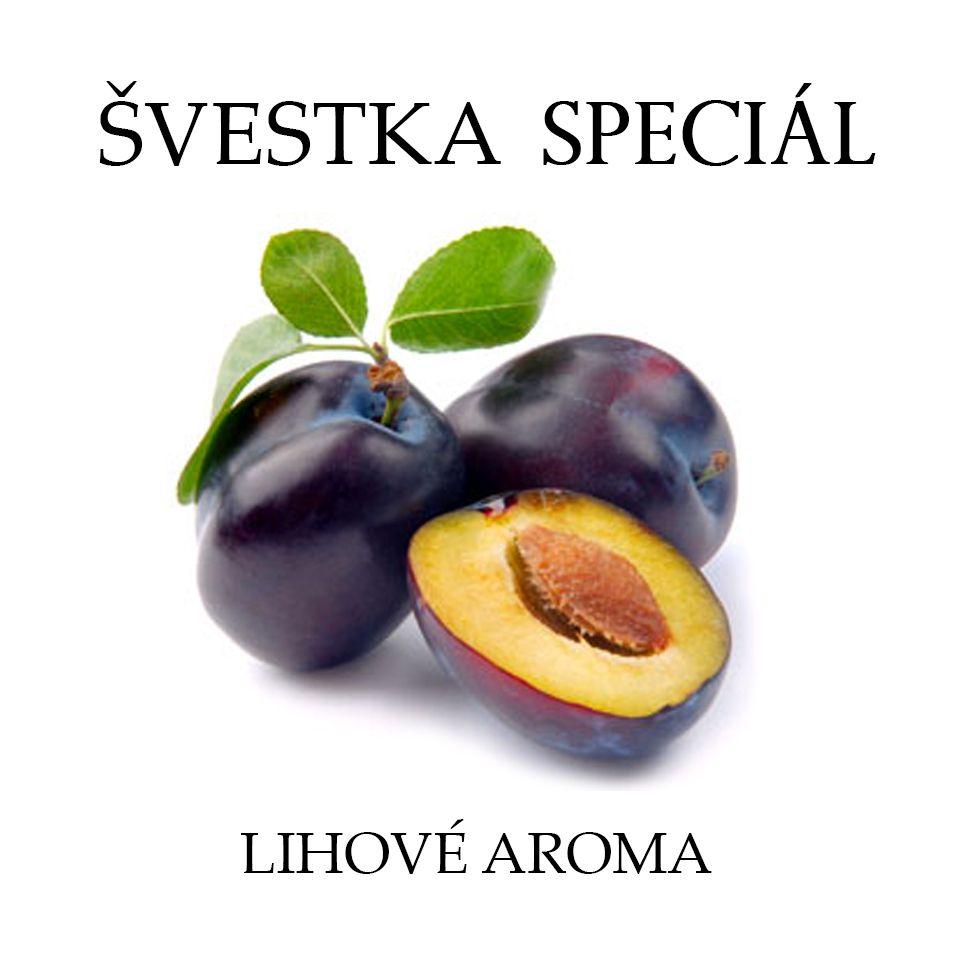 Aroma švestkové special 100 ml