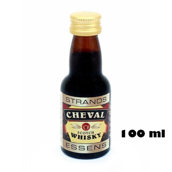 Cheval Whisky - esence 100 ml Balení není originál
