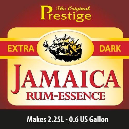 Jamajský Rum Extra Dark 50 ml