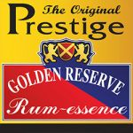 Esence Golden Reserve Rum - 20 ml