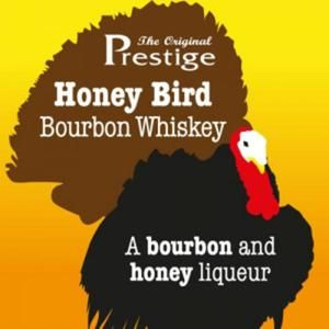 Honey Bird Bourbon Whisky - esence 20 ml