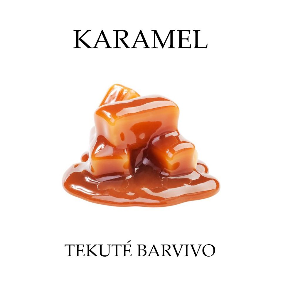 Karamel do lihovin 100 ml