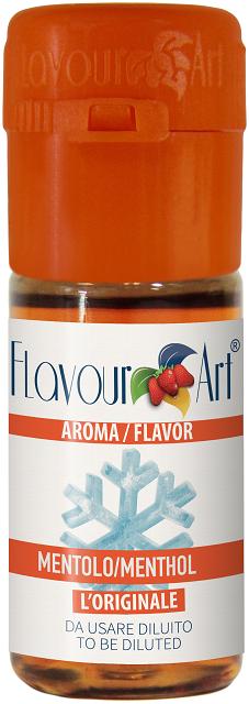 Příchuť a vůně Mentolu - 10 ml Flavourart