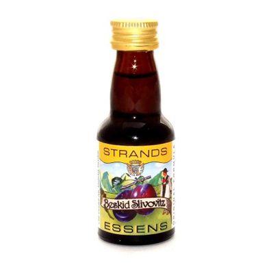 Esence Beskydská slivovice 25 ml