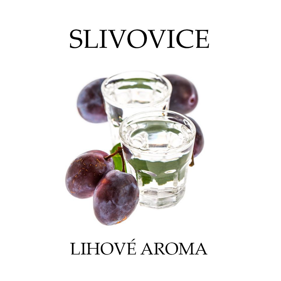 Aroma lihové - Slivovice 100 ml Aroco