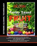 Turbo kvasnice na ovocné kvasy