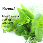 Lihové aroma - Vermut 100 ml