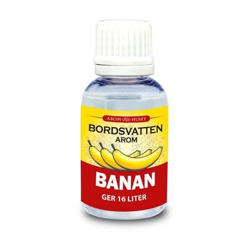 Aroma - Banánový sirup bez kalorií 32 ml