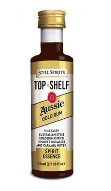 Esence 50 ml Australský zlatý rum