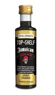 Esence 50 ml Jamajský tmavý rum
