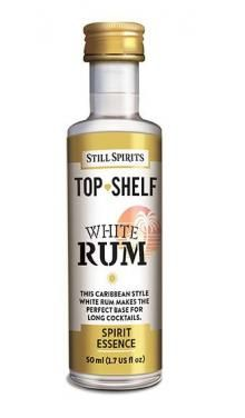 Esence 50 ml Karibský bílý rum