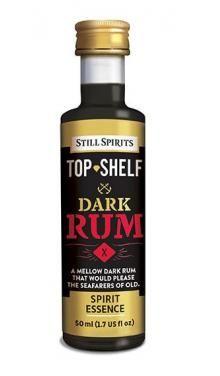 Esence 50 ml Tmavý Australský rum