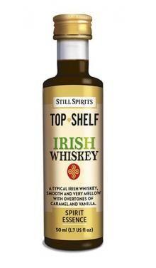 Esence na ochucení 2,25 L lihoviny Irská Whisky Shamrock