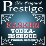 Esence Kasken Finská vodka - 20 ml