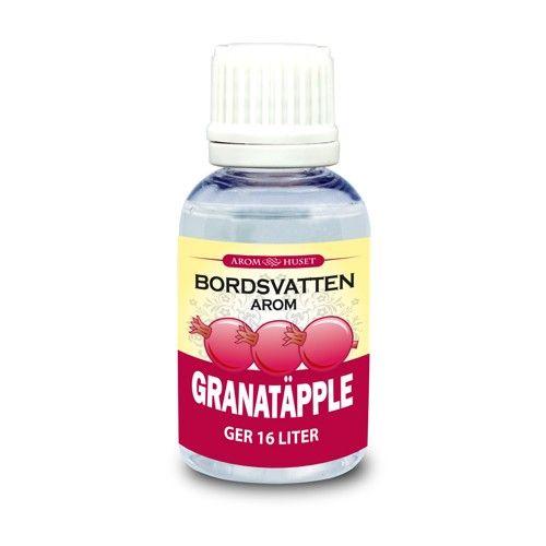 Aroma - Granátové jablko sirup 32 ml