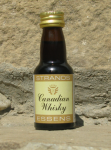 Esence Kanadská whisky - 25 ml