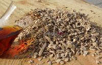Dřevo Dubové z Cognac sudů 50g