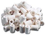 Keramické kroužky - 250 g, 8x8 mm