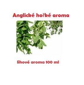Aroma Anglická hořká lihové aroma 100ml