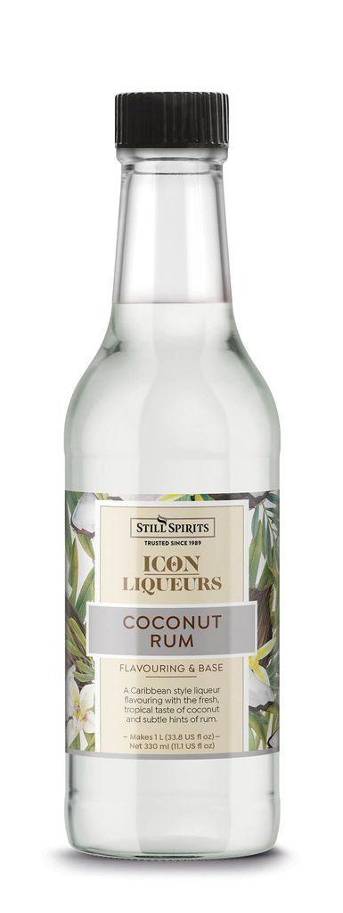 Esence Kokosový rum – Premix -