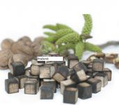 Francouzský dub - silně pražený kostky 100g
