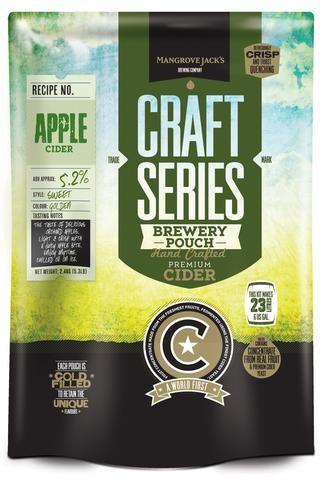 Cider jablečný - koncentrát - set